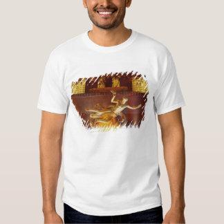 USA, New York, New York City, Statue of Shirt