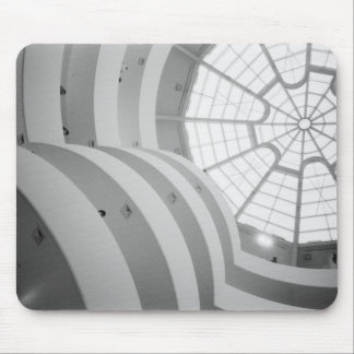 USA, New York, New York City: The Guggenheim 3 Mouse Pad