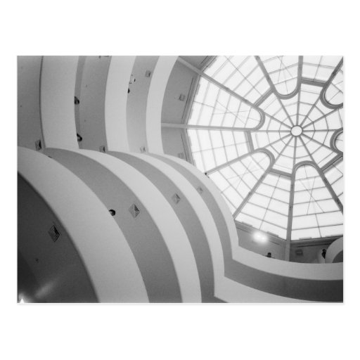 USA, New York, New York City: The Guggenheim 3 Post Cards