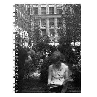 USA New York Rockefeller Center 1970 Note Books