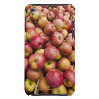 USA, New York State, New York City, Stack of Case-Mate iPod Touch Case