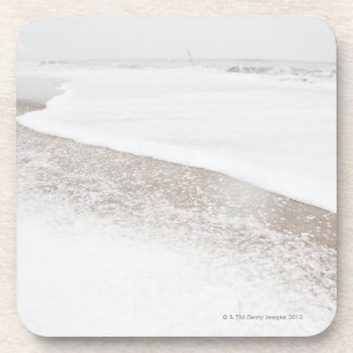 USA, New York State, Rockaway Beach, beach in Coaster