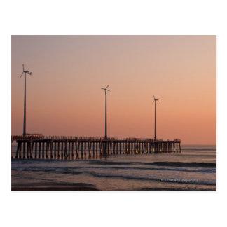 USA, North Carolina, Outer Banks, Kill Devil 2 Postcard