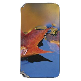 USA, Northeast, Maple Leaf in Reflection Incipio Watson™ iPhone 6 Wallet Case