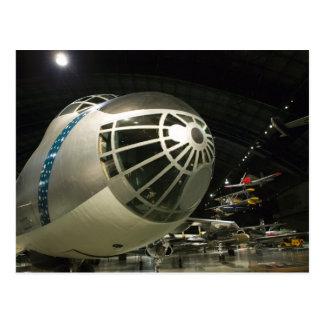 USA, Ohio, Dayton: US Air Force Museum and Postcard