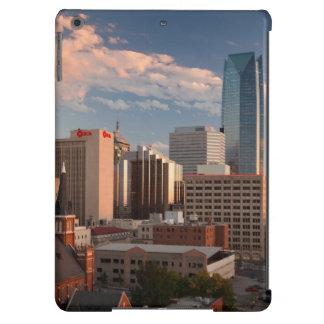 USA, Oklahoma, Oklahoma City, Elevated City Cover For iPad Air