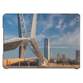 USA, Oklahoma, Oklahoma City, Skydance iPad Air Cover