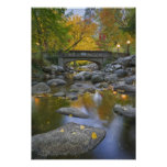 USA, Oregon, Ashland, Lithia Park. Autumn Poster