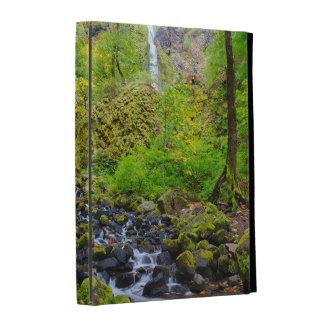 USA, Oregon, Columbia River Gorge 3 iPad Folio Covers