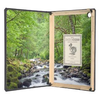 USA, Oregon, Columbia River Gorge, Tanner Creek 4 iPad Air Cases