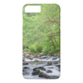 USA, Oregon, Columbia River Gorge, Tanner Creek 4 iPhone 7 Plus Case