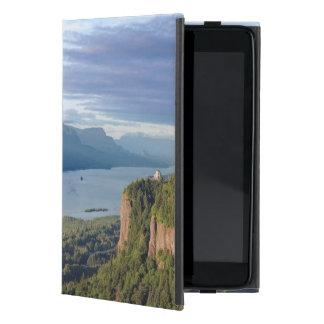 USA, Oregon, Columbia River Gorge, Vista House Case For iPad Mini