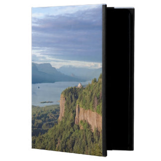 USA, Oregon, Columbia River Gorge, Vista House iPad Air Covers