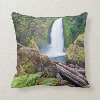 USA, Oregon, Columbia River Gorge, Wahclella Cushion