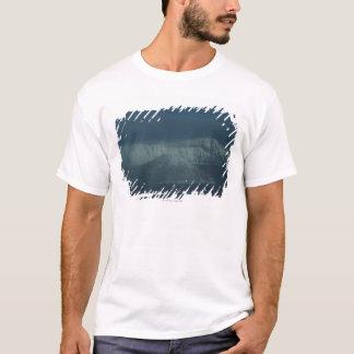 USA, Oregon, Crater Lake during rainstorm T-Shirt
