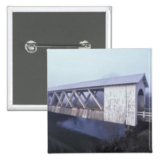 USA Oregon Gilkey covered bridge spans Pin