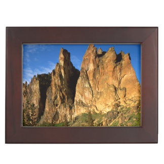 USA, Oregon, Granite Cliffs At Smith Rock State Memory Boxes