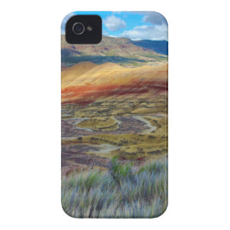 USA, Oregon. Landscape Of The Painted Hills iPhone 4 Cases