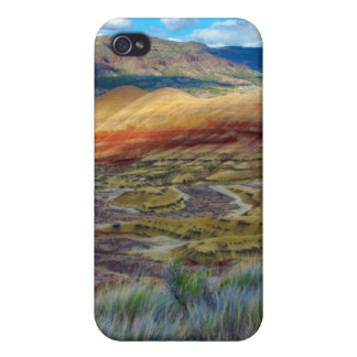 USA, Oregon. Landscape Of The Painted Hills iPhone 4/4S Cases