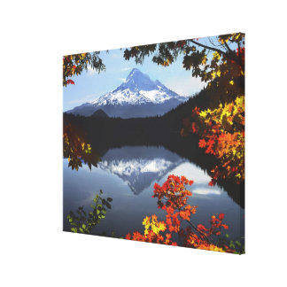 USA, Oregon, Mt. Hood National Forest. Canvas Print