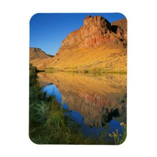 USA, Oregon, Owyhee River Canyon Rectangular Photo Magnet