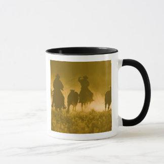 USA, Oregon, Seneca, Ponderosa Ranch. 3 Mug