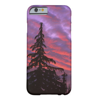 USA, Oregon, Three Sisters Wilderness, Vivid Barely There iPhone 6 Case