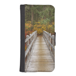USA, Oregon, Willamette National Forest. iPhone 5 Wallets