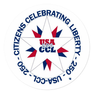USA Party Card - America's 250th or CCL Birthday