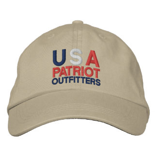 USA PATRIOT OUTFITTERS Baseball Cap