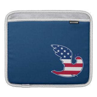 USA Patriotic Design iPad and laptop sleeves Sleeve For iPads