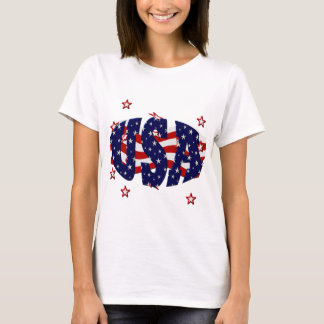 USA-Patriotic T-Shirt