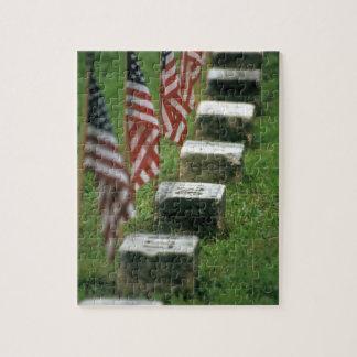 USA, Pennsylvania, Gettysburg. Civil war Puzzles