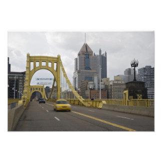 USA, Pennsylvania, Pittsburgh. The 6th Street Photograph