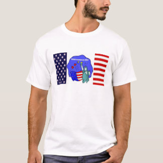 USA Pride - Independence Day T-Shirt
