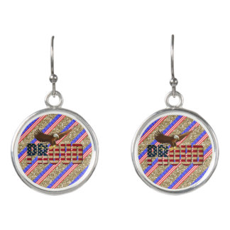Usa Proud Earrings