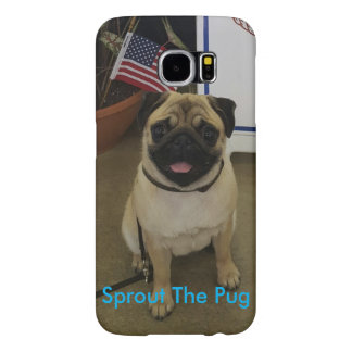 USA Pug Samsung Galaxy S6 Cases