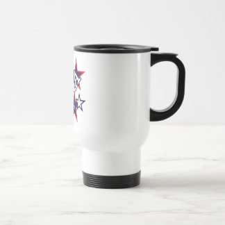 USA Red White and Blue Tshirts and Gifts Coffee Mug