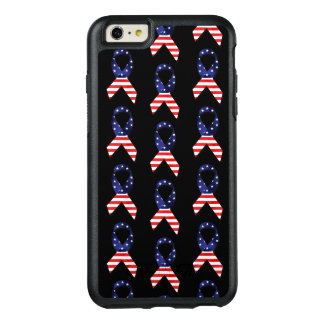 USA Ribbon OtterBox iPhone 6/6s Plus Case