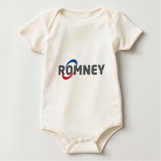 USA-ROMNEY BABY BODYSUIT