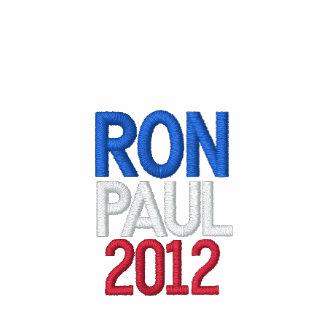 USA RON PAUL 2012 AA FLEECE ZIP JOGGER JACKET