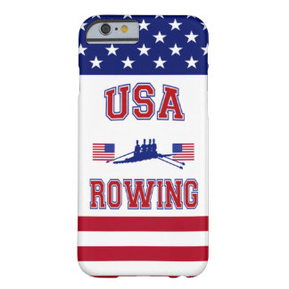 USA Rowing Barely There iPhone 6 Case