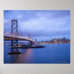 USA, San Francisco, City skyline with Golden 2 Print