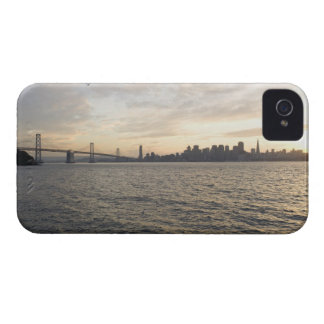 USA, San Francisco, City skyline with Golden iPhone 4 Case-Mate Case