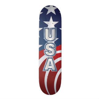USA Skate Custom Skateboard