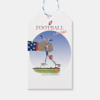 USA slam dunk, tony fernandes Gift Tags