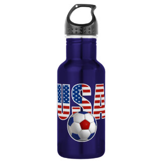 USA Soccer 532 Ml Water Bottle