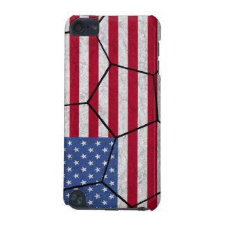 USA Soccer Ball iPod Touch Case