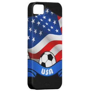 USA Soccer iPhone 5 Cover