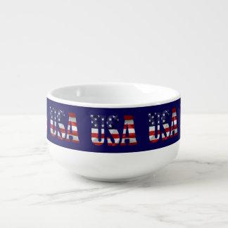 USA SOUP MUG